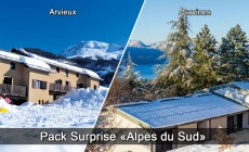 Pack Alpes du Sud