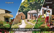 Pack surprise Terroir en location
