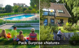 Pack Nature en location