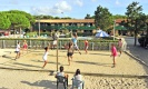 Terrain beach volley