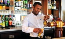 Barman du Grand Hôtel